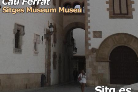 Cau Ferrat Sitges Museum Museu