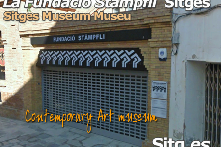 La Fundacio Stampfli Sitges Museum Museu