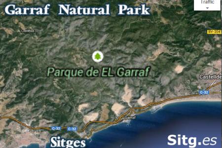 Parque de El Garraf - Park