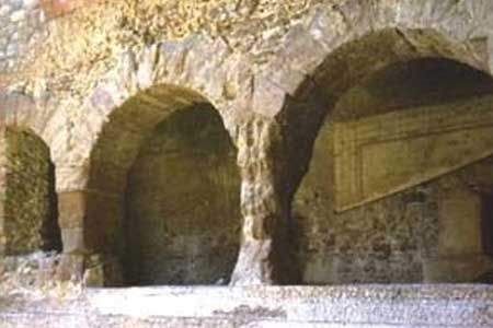 Roman Baths La vila de Caldes