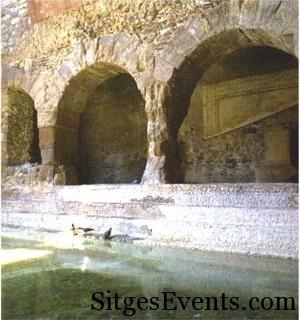 Roman Baths vila Caldes banner
