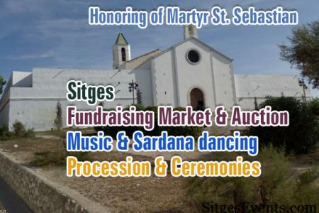 Festival Festivitat de Sant Sebastià Sebastian Chapel
