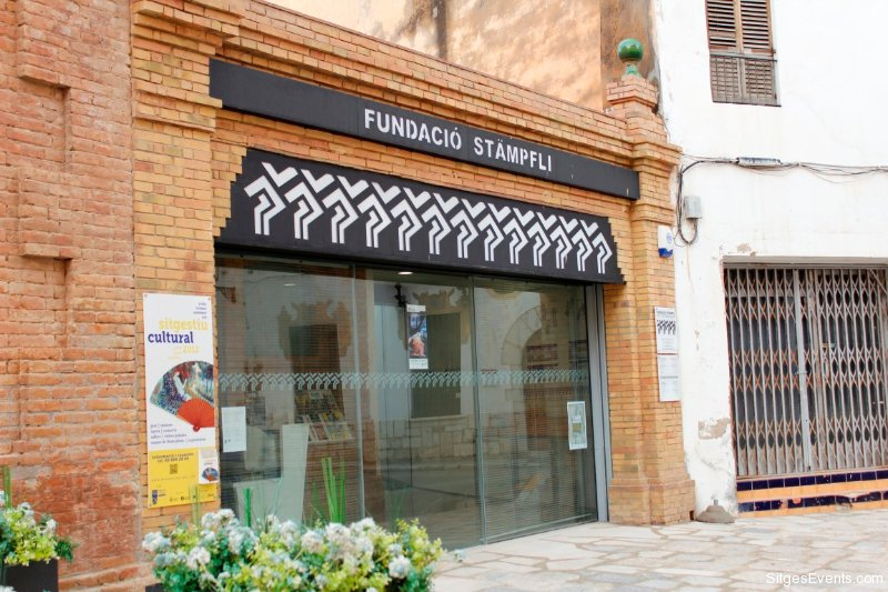 La Fundacio Stampfli Sitges Museum Museu from ExperienceSitges.com : Sitgs.net: SitgesEvents.com : SitgesNight.com : More sites at www.Sitg.es Sitges Museum Museu Sunday Tours | Experience Sitges