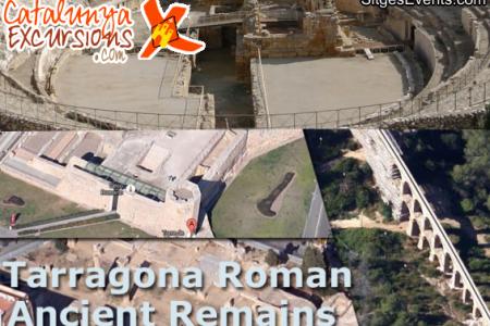 Tarragona & Roman Amphitheatre Ruins
